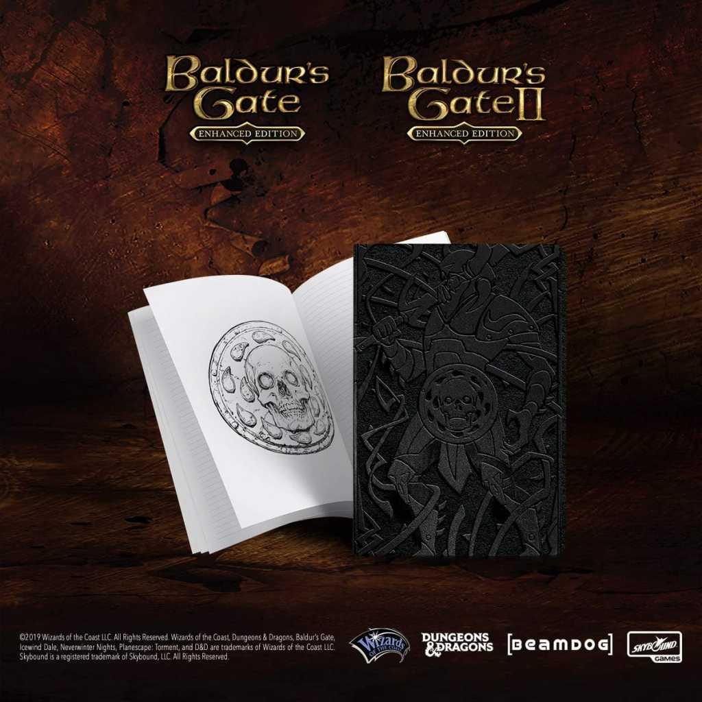 précommande Baldur's Gate: Enhanced Edition édition collector
