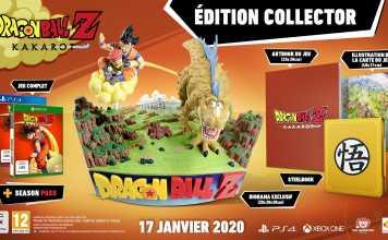 Dragon Ball Z : Kakarot Edition Collector