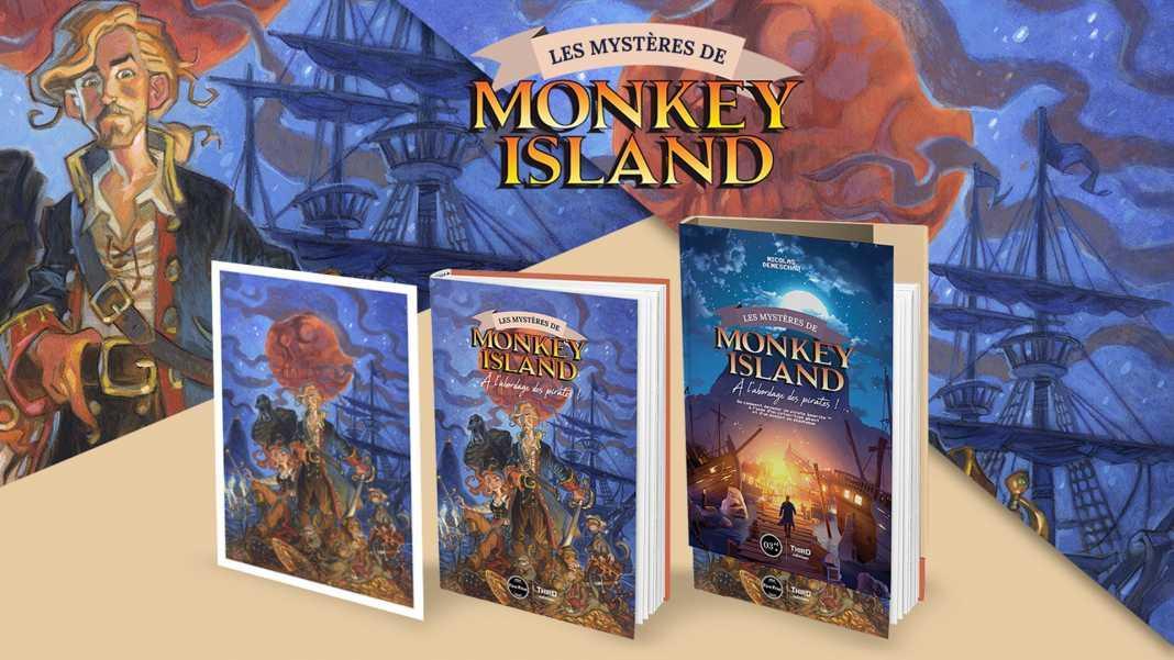 les mysteres de monkey island