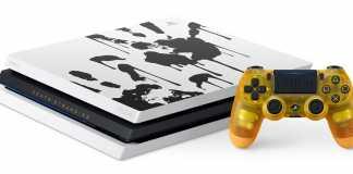 PS4 Pro Edition Limitée Death Stranding