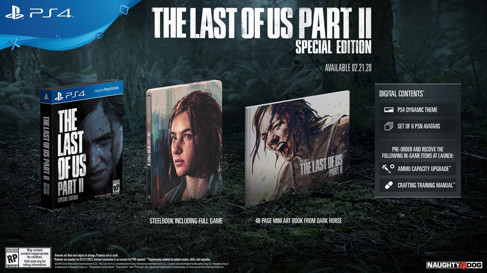 the last of us 2 edition spéciale