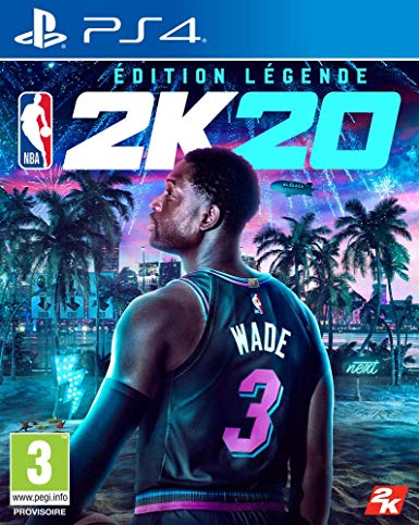 edition légende de nba 2K20