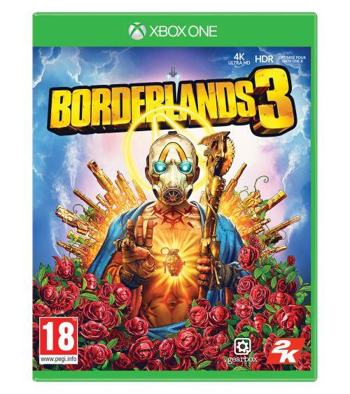 bon plan borderlnads 3 sur Xbox One