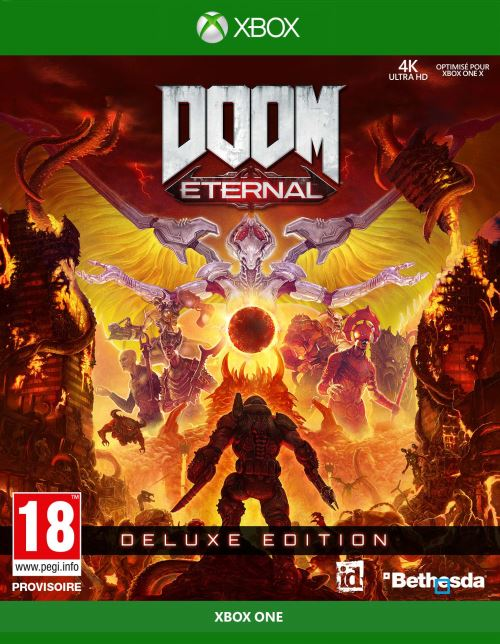 Doom Eternal Edition Deluxe