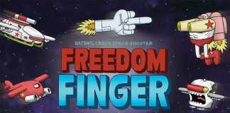 concours freedom finger