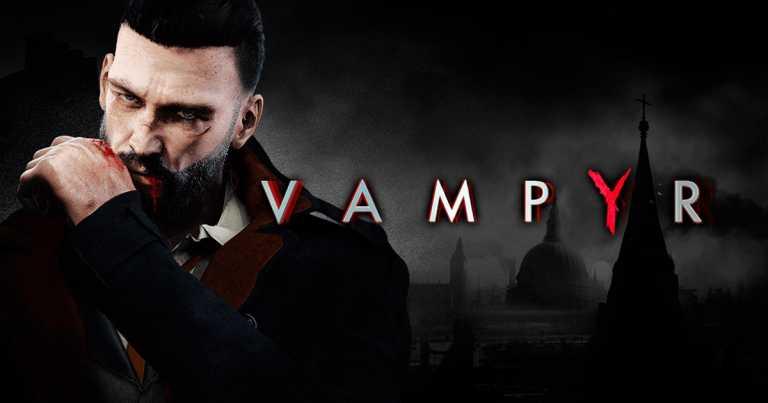 [Précommande] Vampyr sur Nintendo Switch