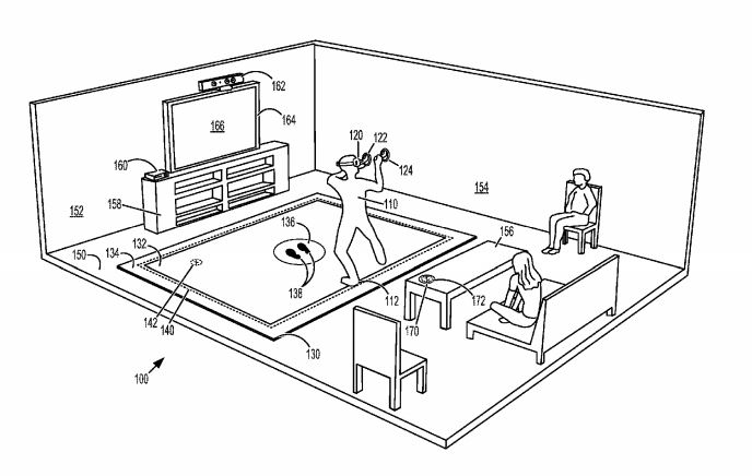 brevet xbox scarlett réalité virtuelle