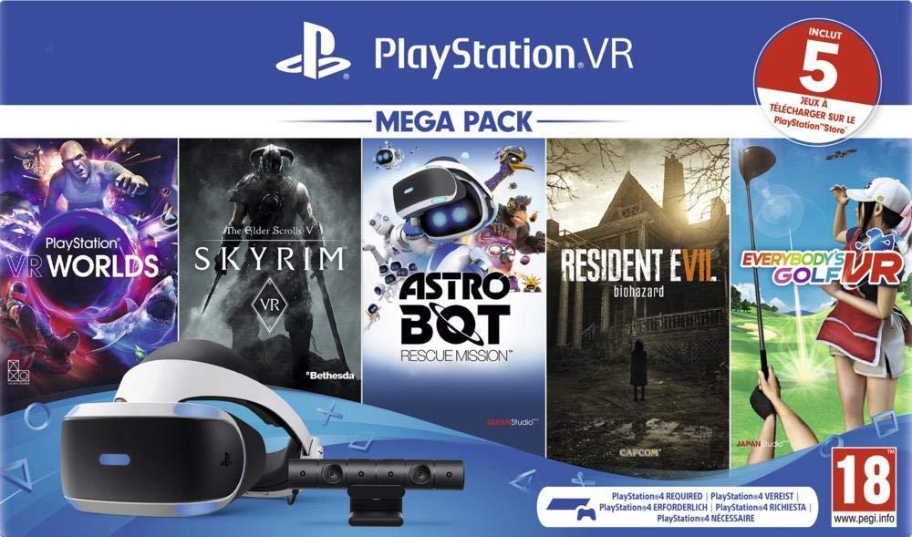 Black friday pack PS VR
