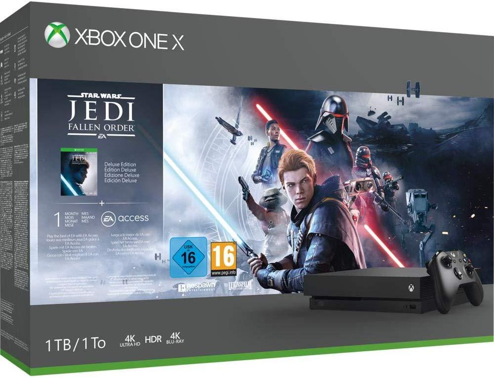 black friday Xbox One X star wars