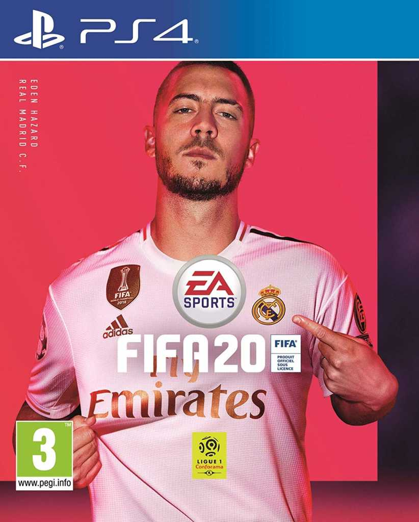 black friday FIFA 20 PS4