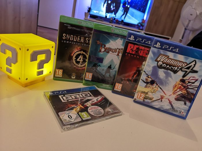 concours PS4 et Xbox One