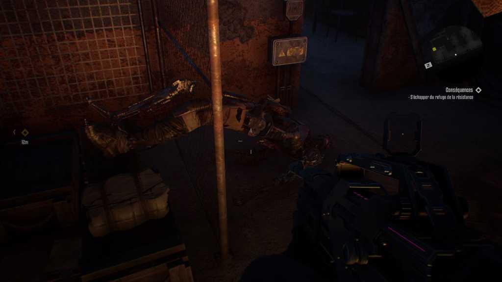 test de Terminator Resistance sur Xbox One X