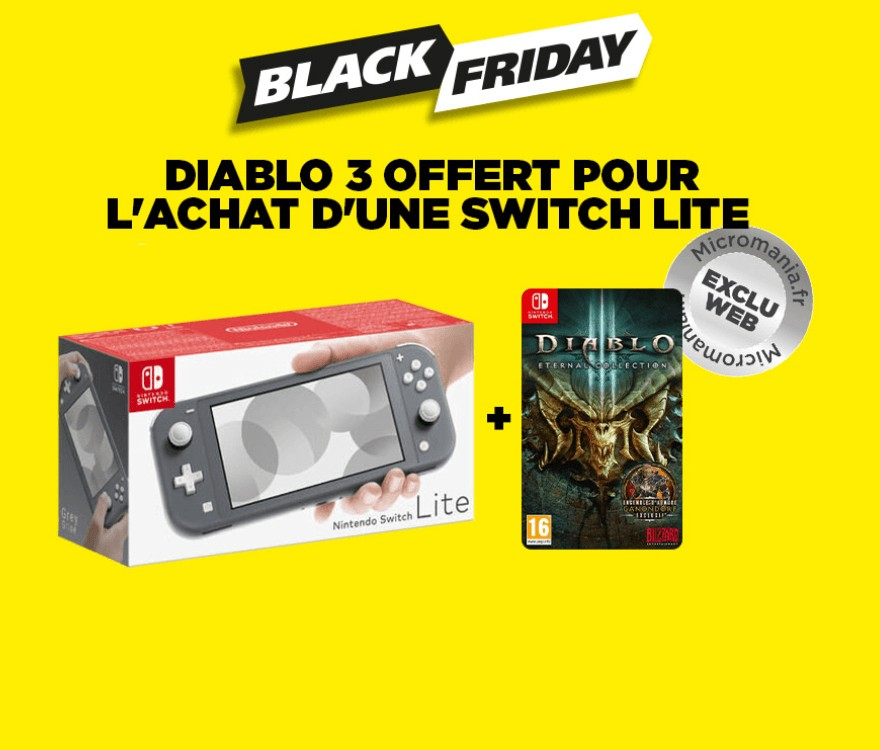 black friday pacl switch lite