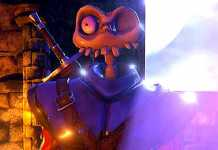 test medievil PS4