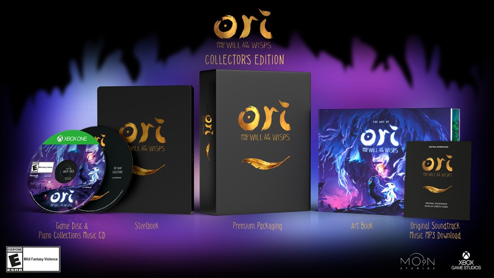 Ori and the will of the wisp Edition Collector