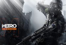 test de metro redux sur switch