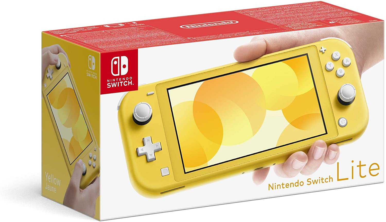Nintendo Switch Litee Jaune