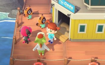 comment recommencer une partie dans Animal crossing