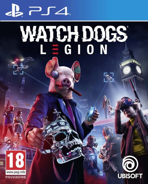 jaquette Watch Dogs Legion