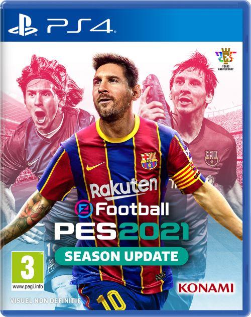 Précommande eFootball PES 2021 sur PS4 et Xbox One ...