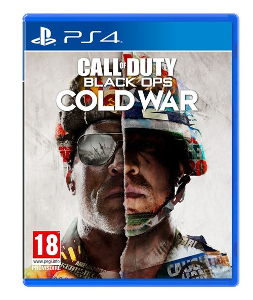 jaquette Call of Duty: Black Ops Cold War