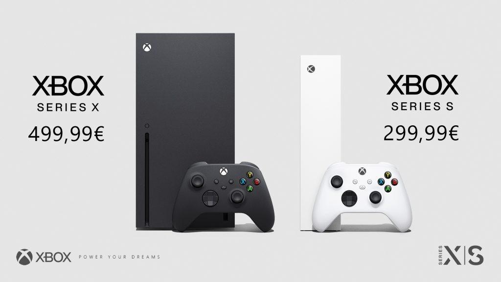 précommande de la Xbox Series X et Xbox Series S