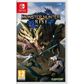 jaquette Monster Hunter Rise