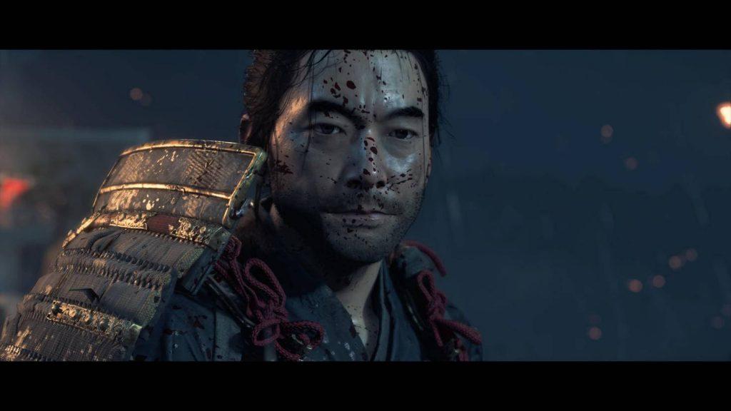 jin sakai dans ghost of tsushima