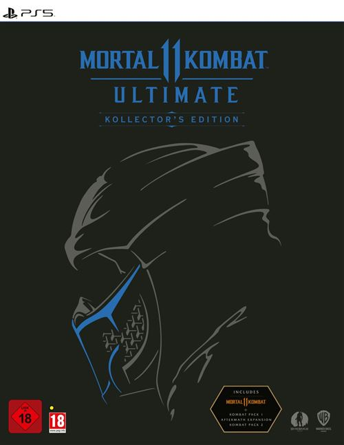 jaquette Mortal Kombat 11 Ultimate Edition Colllector