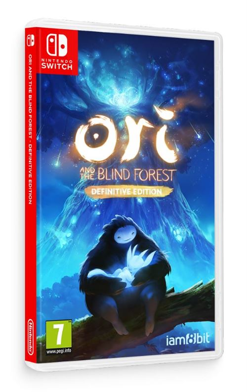 jaquette Ori and The Blind Forest Definitive Edition