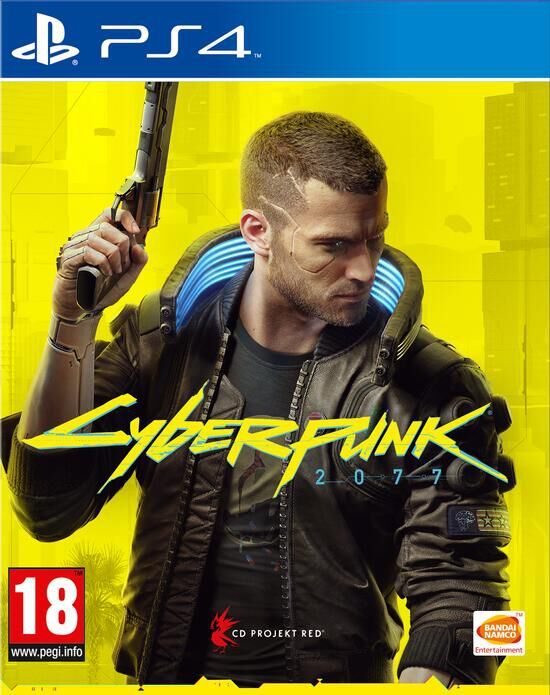 jaquette Cyberpunk 2077 Edition Day One