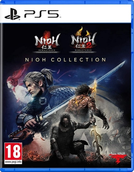 jaquette The Nioh Collection