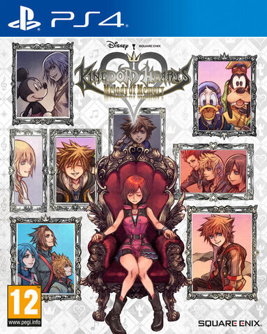 jaquette Kingdom Hearts Melody Of Memory