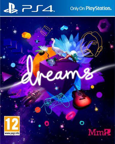jaquette Dreams