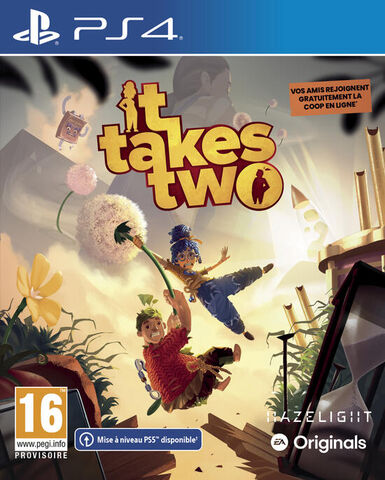jaquette It Takes Two