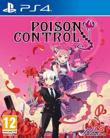 jaquette Poison Control