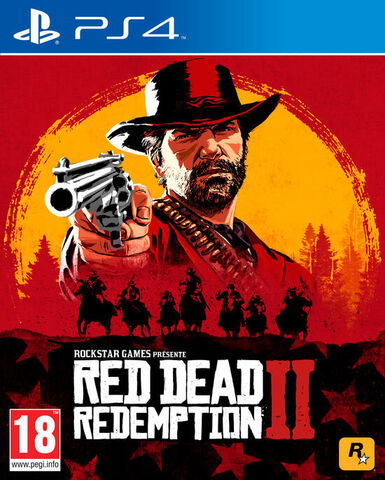 jaquette Red Dead Redemption 2