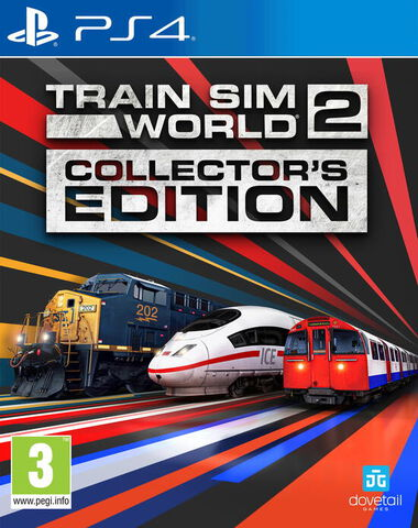 jaquette Train Sim World 2 Collector's Edition