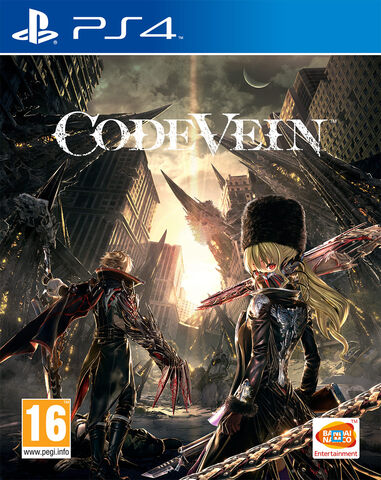 jaquette Code Vein Edition D1
