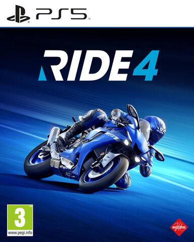 jaquette Ride 4