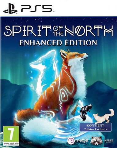 jaquette Spirit Of The North