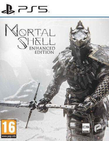 jaquette Mortal Shell Enhanced Edition
