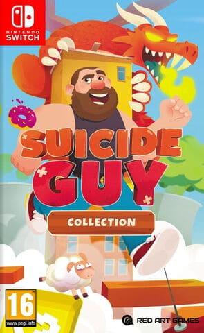 jaquette Suicide Guy Collection
