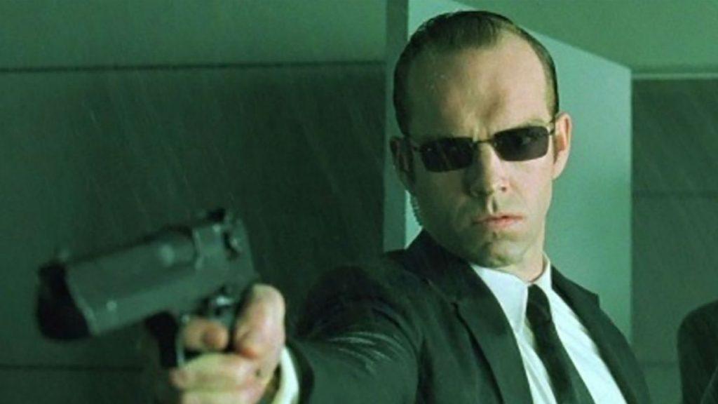 l'agent smith est un watch dog de la matrice