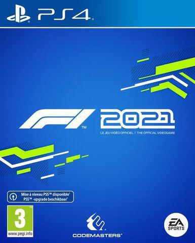 jaquette F1 2021