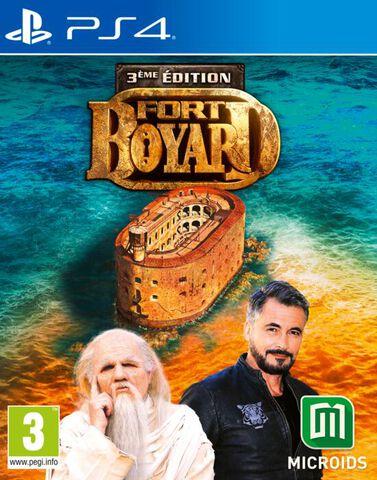 jaquette Fort Boyard 3ème Edition