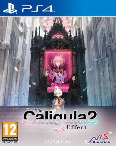 jaquette The Caligula Effect 2