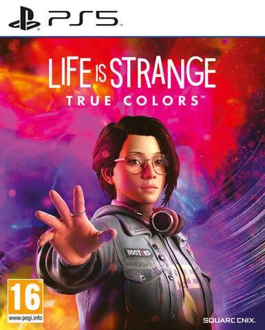 jaquette Life Is Strange True Colors