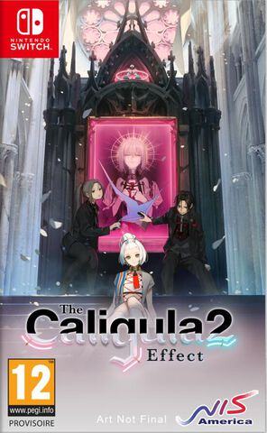jaquette The Caligula Effect 2