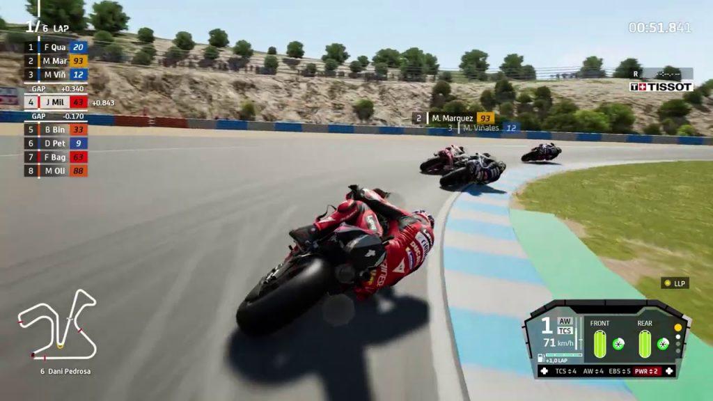 motogp 21 xbox series x test